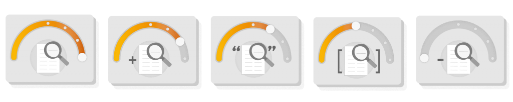 keyword match termometer